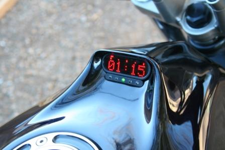 Motorcycle Gauges Digital Instruments Streetfighter Inc