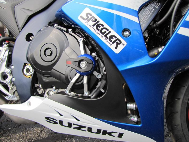 Suzuki Frame Sliders & Crash Protectors. Available for almost every ...