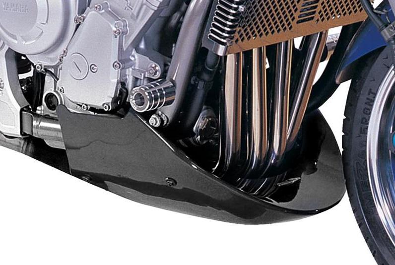 ABS Headlight Bracket Upper Side Fairing Kit For Yamaha FZ1N FZ1 2006-2010
