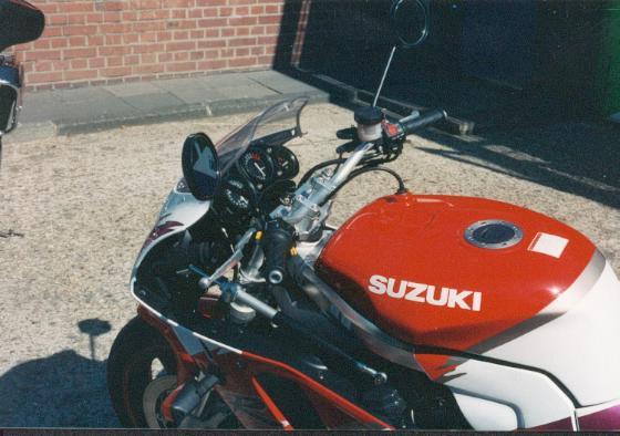 Suzuki Handle Bar Riser Kits  StreetFighters Inc  Superbike